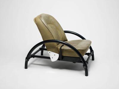 Rover Car Chair, by Ron Arad (1981)