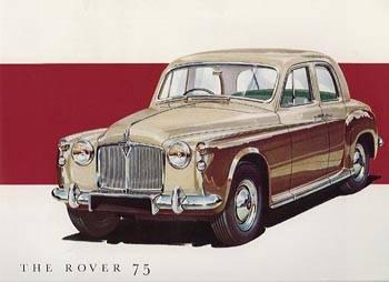 Rover P4 .......